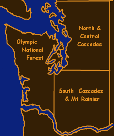 Western Washington Campgrounds